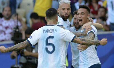 Κόπα Αμέρικα: Στα ημιτελικά η Αργεντινή, 2-0 τη Βενεζουέλα 8