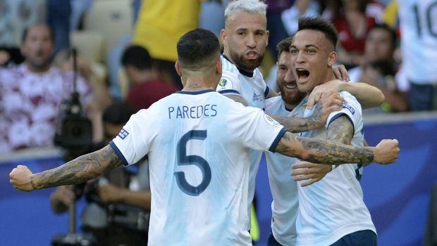 Κόπα Αμέρικα: Στα ημιτελικά η Αργεντινή, 2-0 τη Βενεζουέλα