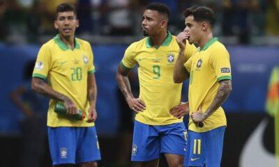 """Κόπα Αμέρικα: To VAR """"υπέγραψε"""" τη γκέλα της Βραζιλίας με την Βενεζουέλα 14"""