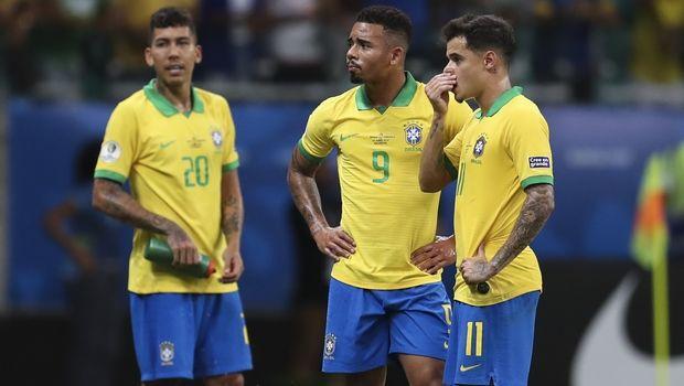 """Κόπα Αμέρικα: To VAR """"υπέγραψε"""" τη γκέλα της Βραζιλίας με την Βενεζουέλα"""