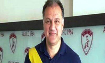 Κρατάει περσινούς παίκτες και τον προπονητή της η ΑΕΚ Τρίπολης 18