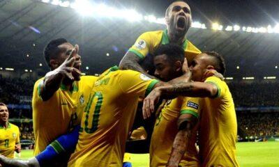 Βραζιλία - Αργεντινή 2-0: Στον τελικό του Κόπα Αμέρικα η σελεσάο (photos+videos) 8