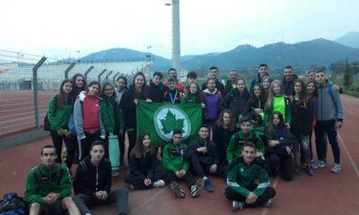 Με 9μελή Αποστολή θα Συμμετέχει ο Μεσσηνιακός στο Πανελλήνιο Πρωτάθλημα Παίδων/ Κορασίδων 11