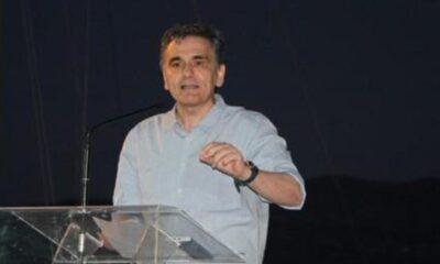 Με επιτυχία η ομιλία Τσακαλώτου, στην Παραλία της Καλαμάτας 10