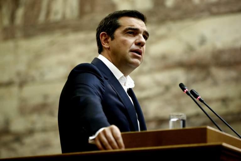 Η εξαιρετική ομιλία Τσίπρα στην κοινοβουλευτική ομάδα του ΣΥΡΙΖΑ