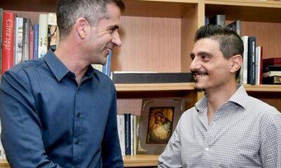 Συμφωνία Μπακογιάννη - Γιαννακόπουλου για τον Βοτανικό (photos+video) 12