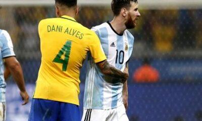 Κόπα Αμέρικα: Με έκπληξη η Βραζιλία, ίδια ενδεκάδα μετά από 40 ματς η Αργεντινή 10