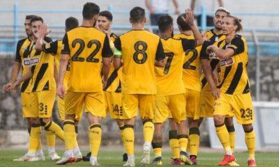 Δύσκολα η ΑΕΚ, 0-1 στη Λαμία (+video) 16