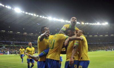 Βραζιλία - Αργεντινή 2-0: Τα γκολ και οι καλύτερες φάσεις (video) 23