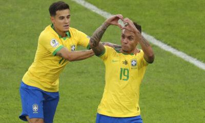 Βραζιλία - Περού 3-1: Τα γκολ και οι καλύτερες φάσεις (video) 16