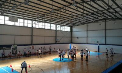 Το μπασκετικό camp του Δίωνα Κυπαρισσίας 6
