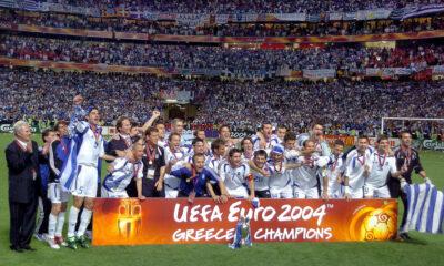 Σαν σήμερα η Ελλάδα «τρέλανε» την Ευρώπη: Το ΕΠΟΣ του Euro 2004! (photos+videos) 11