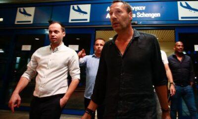 Εθνική Ελλάδας: Ήρθε ο Φαν Σιπ 10