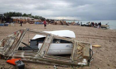 Χαλκιδική: Εντοπίστηκε σορός από ελικόπτερο του πολεμικού ναυτικού, 7 πλέον οι νεκροί... 8