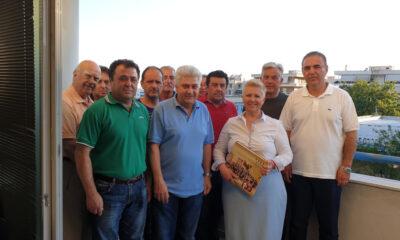 Πιπίνα Κουμάντου: Επίσκεψη σε Εργατικό Κέντρο - Σήμερα η κεντρική προεκλογική ομιλία της 16