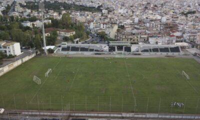 Και επίσημα ανακαίνιση με ERMONASSA στο γήπεδο Μεσσηνιακού 8