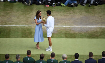 Wimbledon: Βασιλιάς ο Τζόκοβιτς μετά από απίθανο τελικό 6