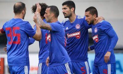 Ολυμπιακός: Άρεσε και με μπλε, 1-1, με τη Ντιναμό Κιέβου 6