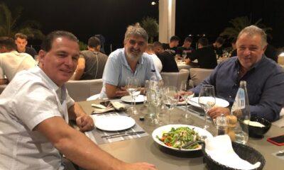 Τηλεφωνική επικοινωνία Πρασσά στο δείπνο των Παλαιμάχων της Καλαμάτας, στην Ανδρούσα! 6