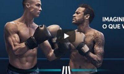 Ρονάλντο και Νεϊμάρ παλεύουν σε ρινγκ σε σούπερ διαφημιστικό σποτ! (+video) 7