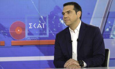 """Τσίπρας στον ΣΚΑΪ: """"Είπαμε την αλήθεια στον ελληνικό λαό"""" (+video) 21"""