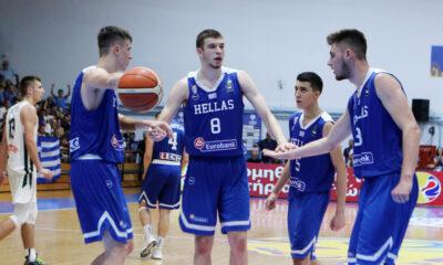 Ευρωμπάσκετ U18: Ώρα… μεταλλίου για την Εθνική Εφήβων 8