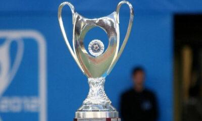 Όπως γράψαμε και χθες: Μόνο με SL, SL2 και FL φέτος το Κύπελλο Ελλάδας…