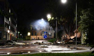 Έκρηξη στο μαγαζί του Καλογερόπουλου, της Παναχαϊκής, στη Σουηδία... 11