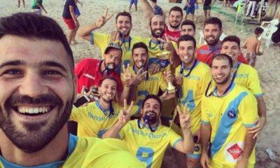 Βγάζει πάλι μάτια ο Μικελάτος της Πελλάνας στην Εθνική Beach Soccer! 8