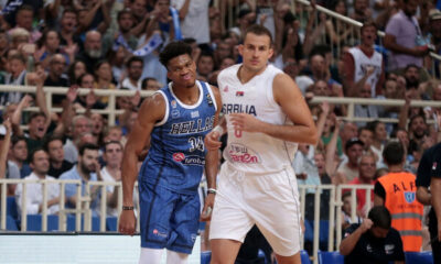 Ελλάδα - Σερβία 80-85 (72-72κ.α.): Μάθημα και... γκίνια! 15