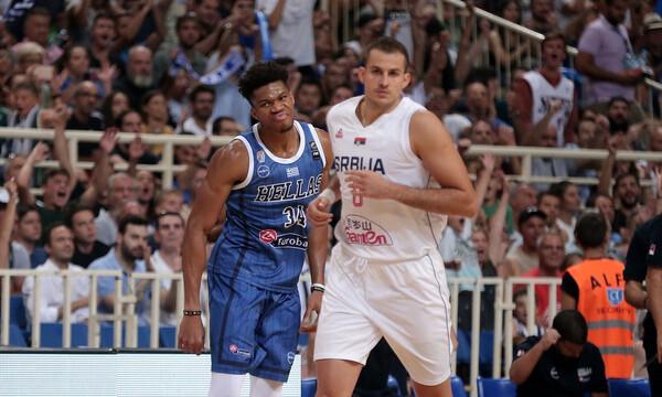 Ελλάδα – Σερβία 80-85 (72-72κ.α.): Μάθημα και… γκίνια!