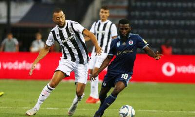 ΠΑΟΚ - Σλόβαν Μπρατισλάβας 3-2: Τα γκολ και οι καλύτερες φάσεις (video) 6