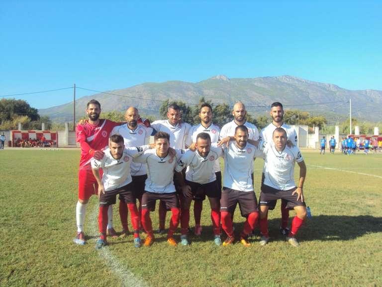 Παίκτες από Αθήνα στη Ζαχάρω…