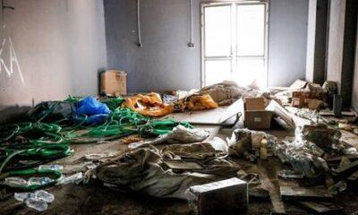 ΣΟΚ από την κατάσταση των εγκαταστάσεων του Μπιτς Βόλεϊ (photos) 4