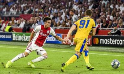Champions League: Πάλεψε ο ΑΠΟΕΛ, στους ομίλους Άγιαξ, Σλάβια και Μπριζ 25