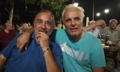 Συμβαίνει τώρα: Μουλατσιώτης και Στράντζαλης στο Αρφαρά 16