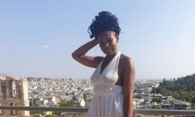 Σεβασμός στα μνημεία - βρεττανίδα blogger συνελήφθη λόγω φορέματος στην Ακρόπολη (photos) 8