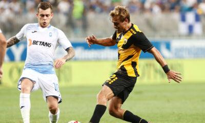 ΑΕΚ - Κραϊόβα 1-1 : Τα γκολ και οι καλύτερες φάσεις (video) 6