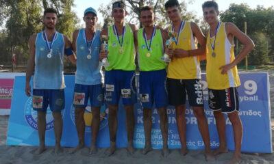 Ιωαννίδης και Κόλα πρωταθλητές Ελλάδας στο Κ22, στην 3η θέση οι Χανδρινοί 6