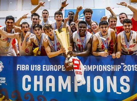 Πρωταθλητές Ευρώπης οι Έφηβοι της Ισπανίας! (+video)