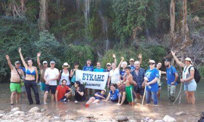 Οι φυσιολάτρες του Ευκλή απόλαυσαν τον Ερύμανθο ποταμό στην ορεινή Ηλεία 72