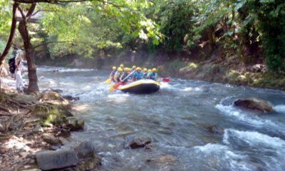 Rafting στον Λούσιο ποταμό και εκδρομή στην Καρύταινα ο Ευκλής 34