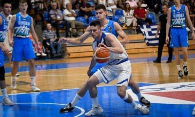 "EuroBasket U18: ""Αδειασε"" η Ελλάδα, τρίτη η Σλοβενία 10"