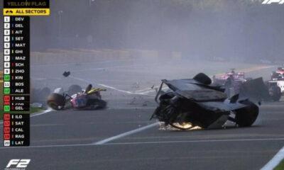 Θρήνος: Νεκρός 22χρονος πιλότος της Formula 2 (+video) 13