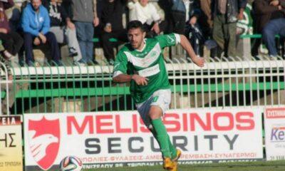 Τσίμπησε και Καδά η ΑΕΚ Τρίπολης 36