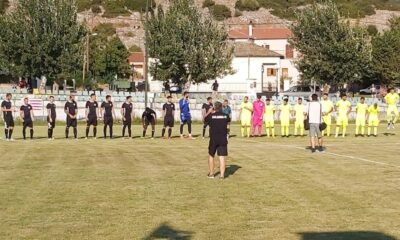 Δυνατή Καλαμάτα, 0-0 με Βόλο, ακυρώθηκε κανονικό γκολ Κασβίρο, ζητά και 2 πέναλτι! 12
