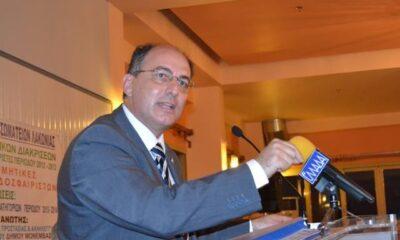 ΕΠΟ: Και πάλι εκτός γραμμής Ολυμπιακού η ΕΠΣ Λακωνίας και ο Τάκης Καρράς…