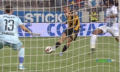 Κραϊόβα - ΑΕΚ 0-2: Τα γκολ και οι καλύτερες φάσεις (video) 14