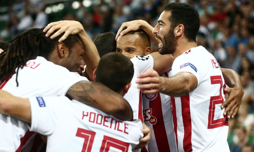 Κράσνονταρ – Ολυμπιακός 1-2: Με τη μαγκιά του στους ομίλους του Champions League