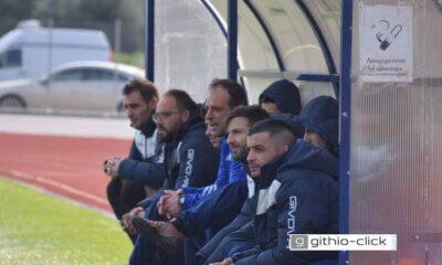 Προπονητή και... επιστροφή ανακοίνωσε ο Πανγυθεατικός! (photo) 8